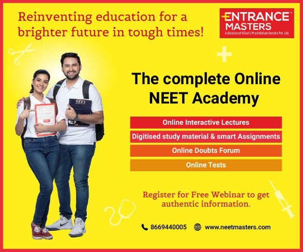 2 years Online NEET program